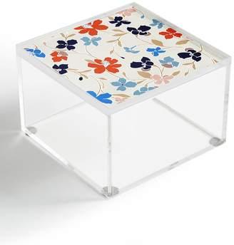 Deny Designs Gabriela Fuente Freeland Acrylic Box