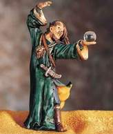 Summit Medium Wizard - Collectible Statue Figurine Figure Magician Magic