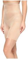 Spanx Skinny Britches High Waist Midthigh Shorts Women's Underwear