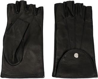 Manokhi Short Fingerless Gloves