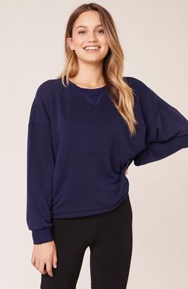 BB Dakota Home Run Pullover Sweater