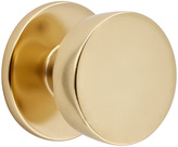 Rejuvenation Tumalo Brass Knob Interior Door Set