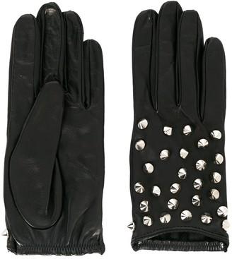 Manokhi Studded Gloves