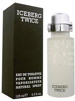 Iceberg Twice Fragrance Eau de Toilette for Men - 125 ml by