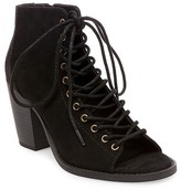 Women's Phobe Lace Up Booties - Mossimo Supply Co.