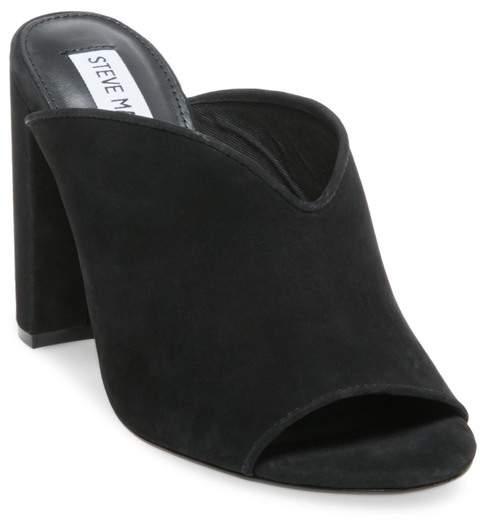 88243e3080b Vista Open Toe Block Heel Mule