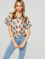 Dotti Westerngirl Lace Top