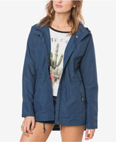 O'Neill Juniors' Wendy Hooded Utility Jacket