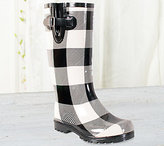 NOMAD Rubber Rain Boots - Puddles Checker