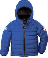 Canada Goose Kids' Bobcat Hooded Jacket, Royal Blue, Sizes 2-7