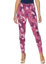 Liz Lange Printed Hollywood Waist Legging