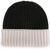 Danielapi ribbed folded beanie