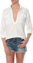 Mother Frenchie Frenchie Slipover Shirt
