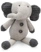 Elegant Baby Baby's Crochet Stuffed Elephant