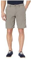 Lucky Brand Laguna Linen Shorts (Charcoal Gray) Men's Shorts