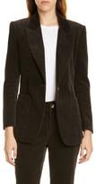 Trave Eleanor Slim Corduroy Jacket