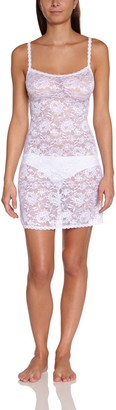 Cosabella Women's Nightgown Never Say Never Foxie Chemise Lace