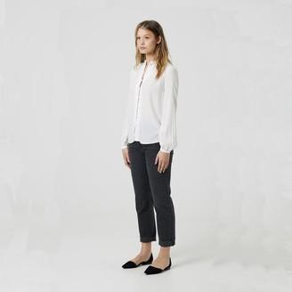 Denham Jeans The Jeanmaker Ellis Shirt Ecru - XS