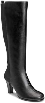 Aerosoles A2 by Quick Role Women's Knee High Boots