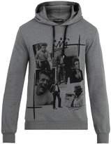 Dolce & Gabbana James Dean-print Hooded Cotton Sweatshirt