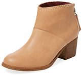 Toms Leila Leather Bootie