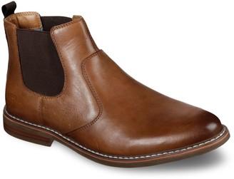 Skechers Bregman Morago Men's Chelsea Boots