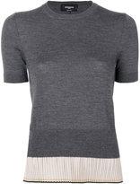Rochas fine knit top