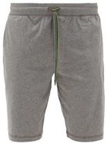 Paul Smith - Cotton Jersey Pyjama Shorts - Mens - Grey