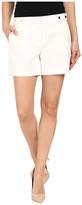 Vince Camuto Front Zip Shorts w/ Slash Pockets
