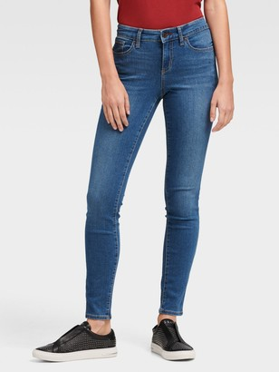 DKNY Women's The Mid-rise Skinny Jean - Cornelia Wash - Size 24