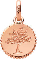 Links of London Amulet 18ct rose gold vermeil tree of life charm