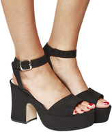 Office Moscato Chunky Platform Sandals