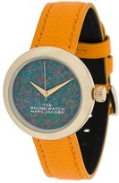 Marc Jacobs Watches printed face watch