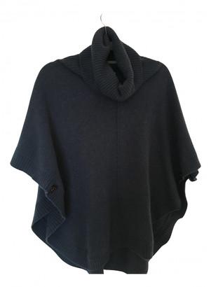 Bongenie Grieder Blue Cashmere Knitwear