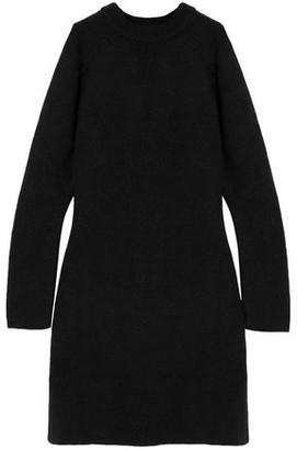 Chloé Cutout Knitted Mini Dress
