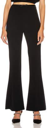 Miu Miu Flare Pant in Black | FWRD