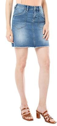 Liverpool Patch Pocket Skirt (Nashville) Women's Skirt