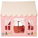 The Well Appointed House BARGAIN BASEMENT ITEM: Child's Gingerbread Play Cottage-Available in Two Different Sizes