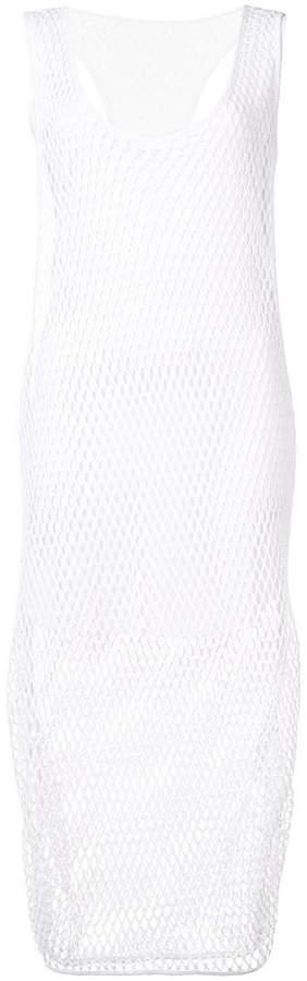 Alexandre Vauthier Net Tank dress