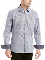 Stone Rose Woven Shirt.