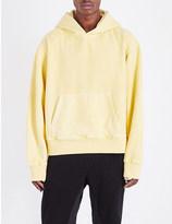 Yeezy Fleece cotton-jersey hoody