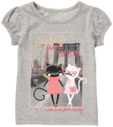 Gymboree Kitty City Tee