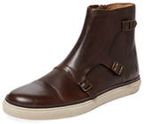 Frye Gates Triple Monkstrap Hi Top