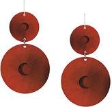 Maria Calderara circular earrings