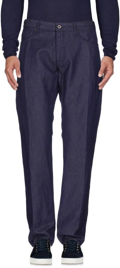 Incotex Denim pants - Item 42585500