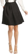 Draper James Harpeth Jacquard Skirt