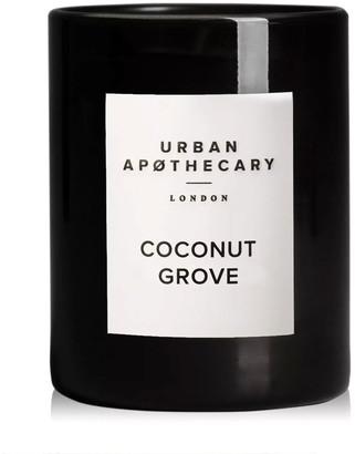 Urban Apothecary London Coconut Grove Luxury Mini Candle 70G