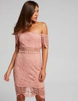Dotti Mariah Lace Midi Dress