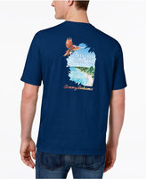 Tommy Bahama Men's Big and Tall Been There Drone That Graphic-Print T-Shirt