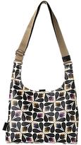 Orla Kiely Sycamore Seed Midi Sling Handbag, Multi